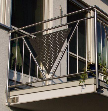 balkongel nder muster gel nder f r au en. Black Bedroom Furniture Sets. Home Design Ideas