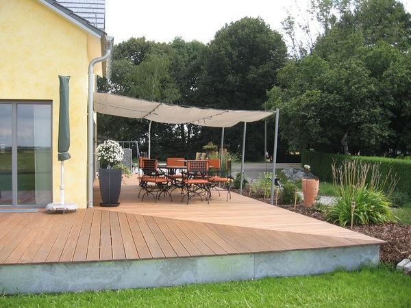 terrasse unterkonstruktion stahl pictures to pin on pinterest. Black Bedroom Furniture Sets. Home Design Ideas