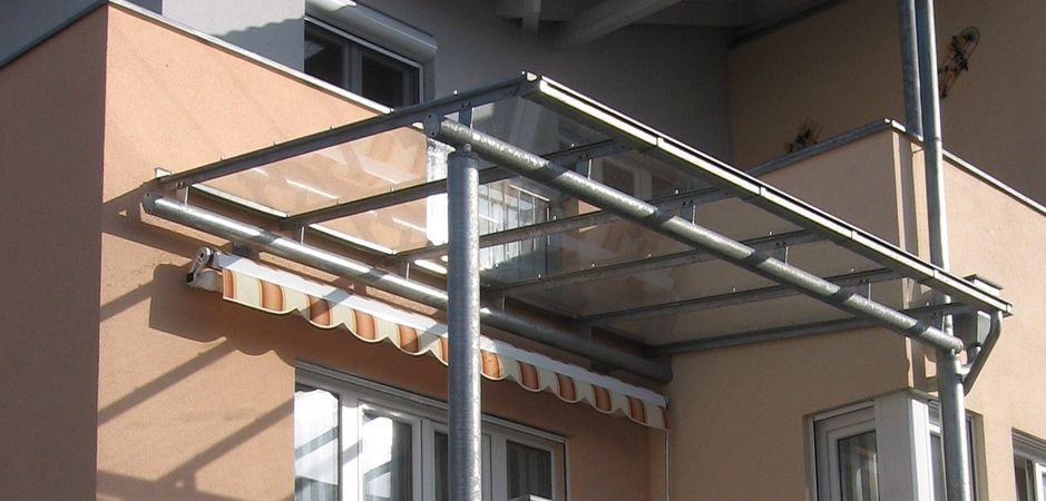 Balkonüberdachungen überdachungen